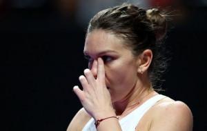Симона Халеп отказалась играть с Кербер из-за травмы во втором сете