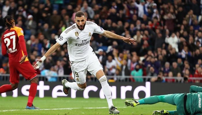 Бензема Реал Мадрид