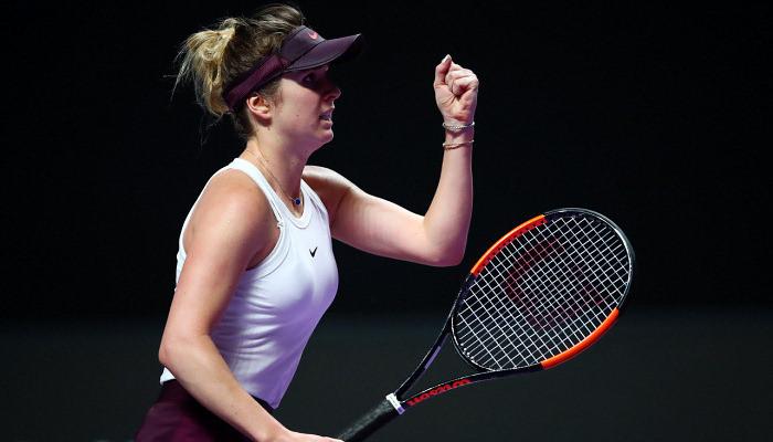 Элина Свитолина стала триумфатором турнира в Страсбурге