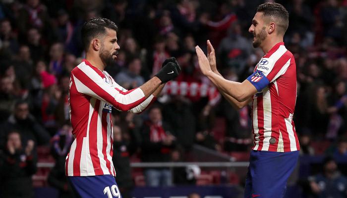 Мадридское управление труда одобрило план компенсации зарплат персоналу Атлетико