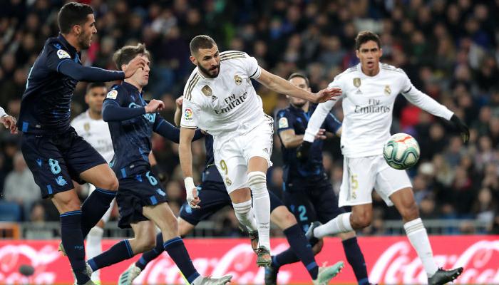 Реал вскоре может вернуться к тренировкам