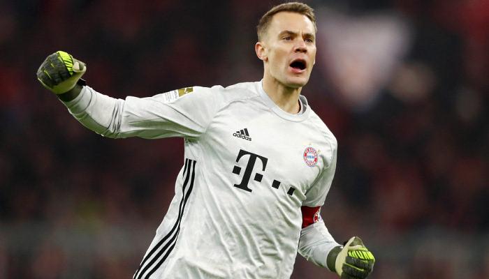 Бавария хочет продлить контракт с Нойером до 2023 года. Кипер хочет соглашение на 5 лет