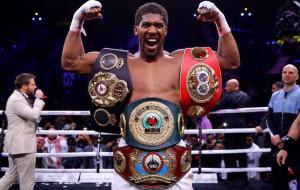 Джошуа: «Хорошим боксерам нужно быть рядом с лучшими боксерами, чтобы становиться сильнее»