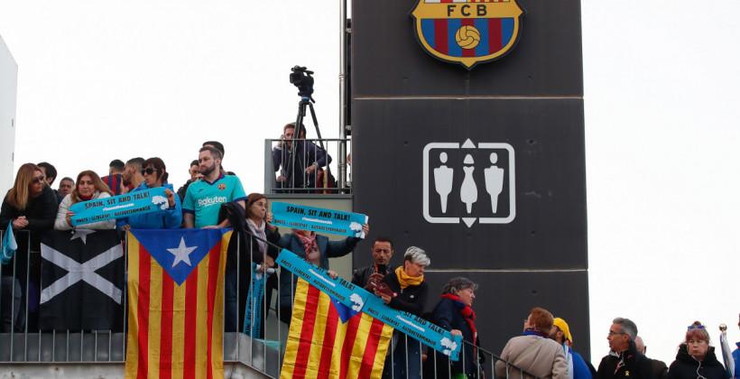 Стали известны три кандидата на пост президента Барселоны