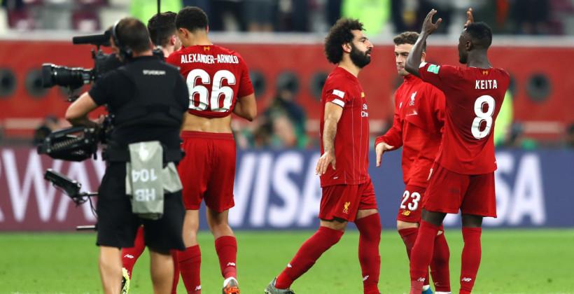 Прямая трансляция финала Клубного Чемпионата Мира 2019 Ливерпуль - Фламенго