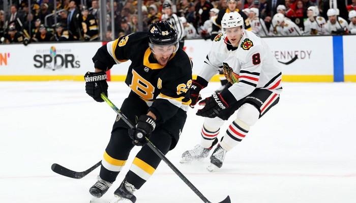 Бостон Чикаго НХЛ