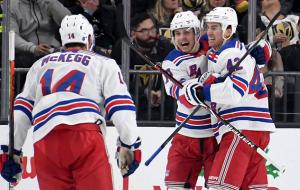 Аризона, Торонто и Нью-Йорк Рейнджерс добились побед в очередном игровом дне НХЛ