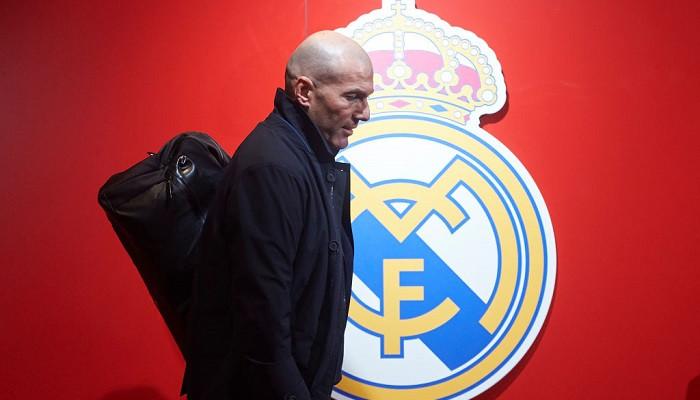Зидан Реал Мадрид