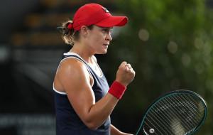 Эшли Барти пропустит Итоговый турнир WTA