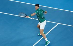 Выход Новака Джоковича в финал Australian Open (видео)
