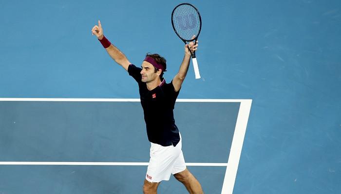 Федерер Australian Open