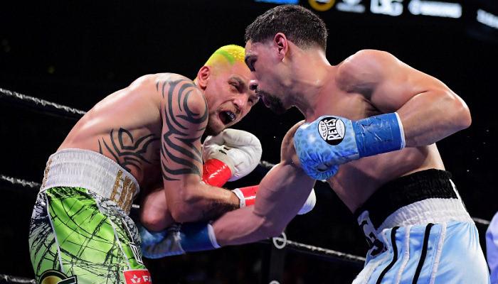 Президент WBC: Дэнни Гарсия — обязательный претендент на бой со Спенсом