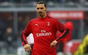 Ибрагимович не поможет Милану в двух ближайших матчах