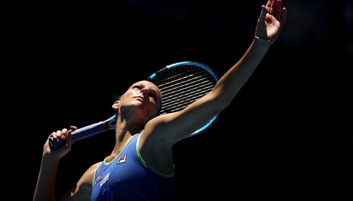 Плишкова Australian Open