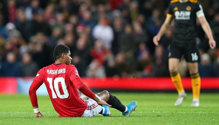 Рашфорд Манчестер Юнайтед