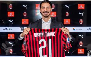Милан рассчитывает вновь продлить контракт Ибрагимовича