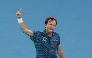 Обзор финала US Open Даниил Медведев — Новак Джокович (видео)