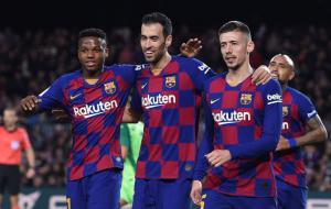 Барселона сравнялась с Реалом по количеству выходов в плей-офф ЛЧ после четырех туров