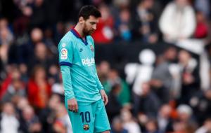 Лионель Месси может не сыграть за Барселону в 2021 году