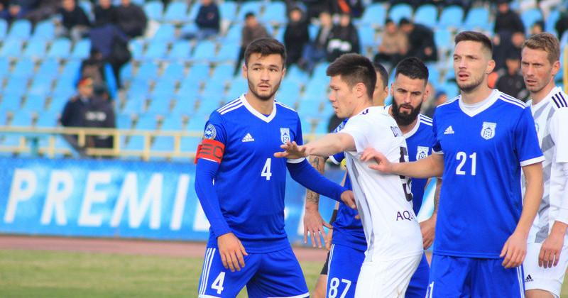 Тараз Каршакевича в драматичном матче обыграл дома Ордабасы