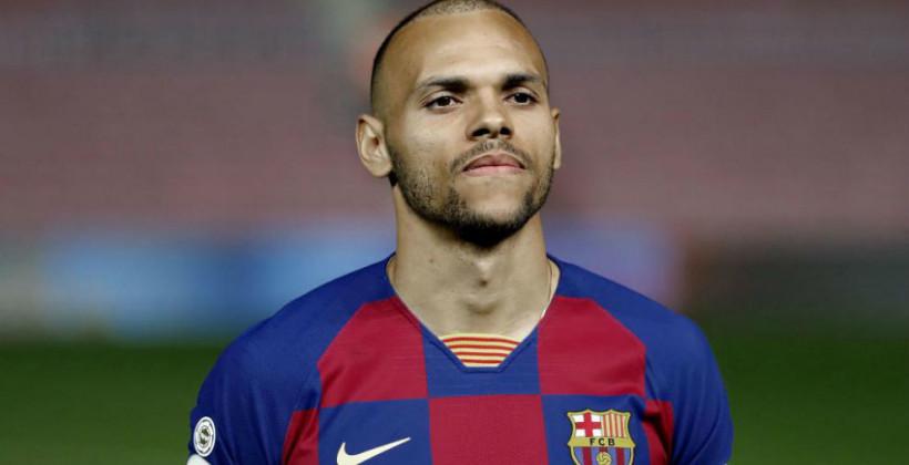 Барселона не продаст Брэйтуэйта менее чем за 18 млн евро