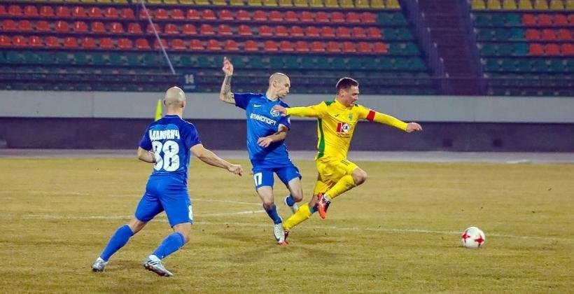 Неман-Витебск: последний матч второго тура