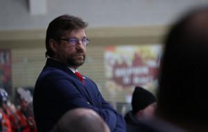 Сергей Пушков – о поражении Шахтеру: «Команда пока не так уверенно играет. Мы больше внимания уделяем игре в обороне, и это неплохо получается»