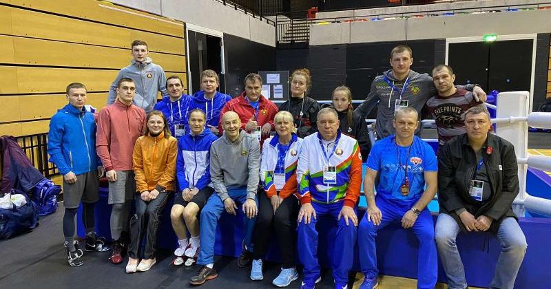Стали известны соперники белорусских боксеров в квалификационном турнире в Лондоне