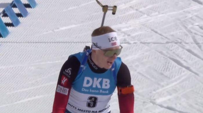 Йоханнес Бо выиграл спринтерскую гонку этапа Кубка мира в Контиолахти, Антон Смольский — 16-й