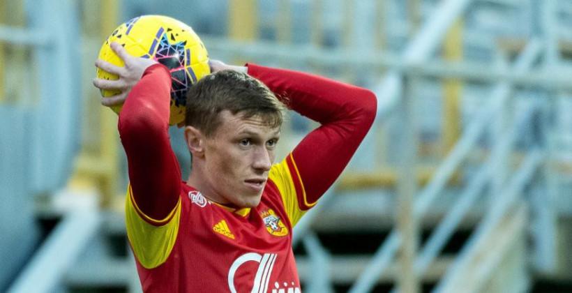 Юрий Ковалев дебютировал за Арсенал