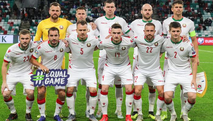 Матч между сборными Грузии и Беларуси пройдет при пустых трибунах