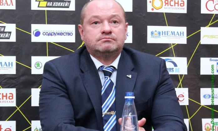 Юрий Файков: «Очень сложная игра. Сразу вспомнилась встреча в плей-офф прошлого сезона»