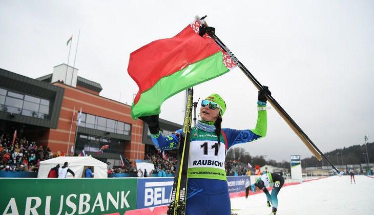 Елена Кручинкина повторила лучший результат на этапах Кубка мира
