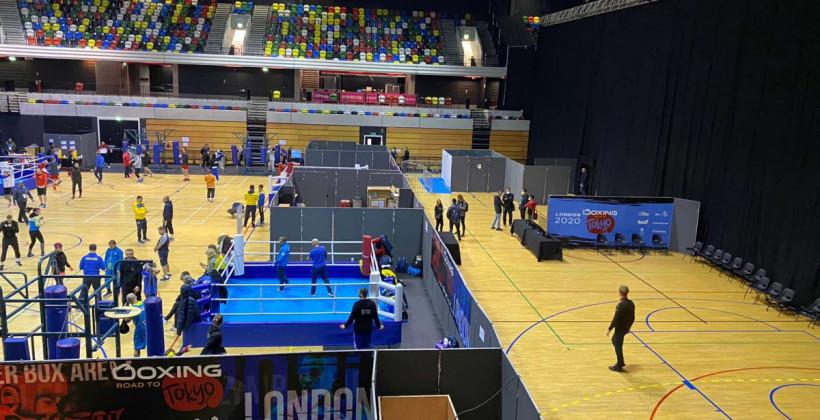 Олимпийский турнир по боксу в Лондоне приостановлен