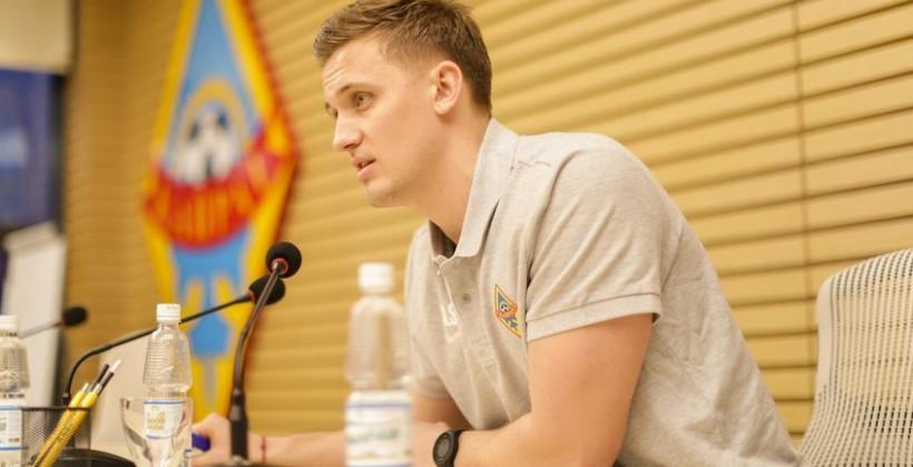 Алексей Шпилевский об интересе московского Динамо: «Если в прессе пишут, то значит правда. Но у меня контракт с Кайратом»