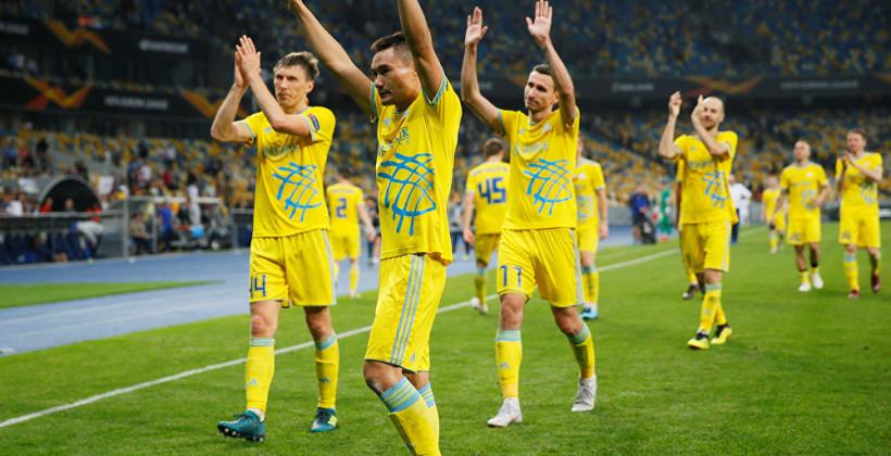 Астана в драматическом матче вырывает победу у Каспия