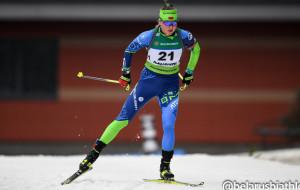 Ханна Эберг выиграла спринтерскую гонку на этапе Кубка мира в Контиолахти