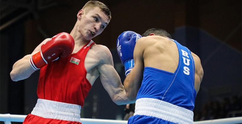 Асанов, Бокс, Boxing