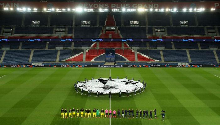 Лига чемпионов и Лига Европы приостановлены до улучшения ситуации с коронавирусом