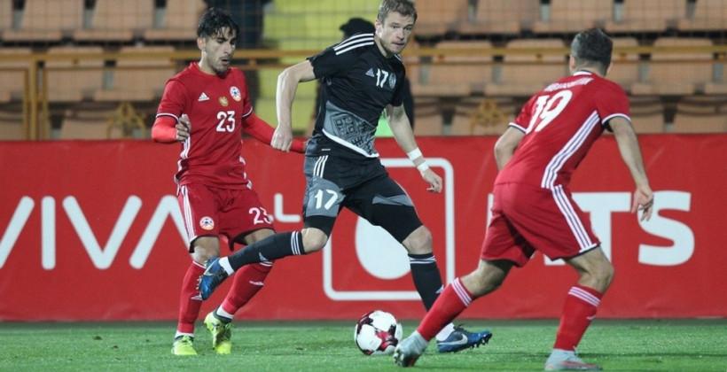 Перенесён матч Грузия-Беларусь в Лиге наций