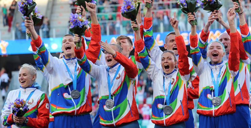 За пределами страны остаются семь белорусских спортсменов