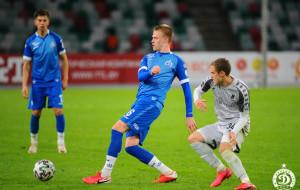 Доминик Динга продолжит карьеру в минском Динамо