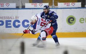 Юность в концовке вырвала победу у Динамо-Молодечно
