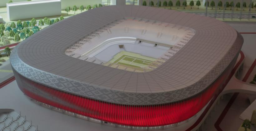 Объявлен тендер по поиску организации для оценки проекта Национального футбольного стадиона
