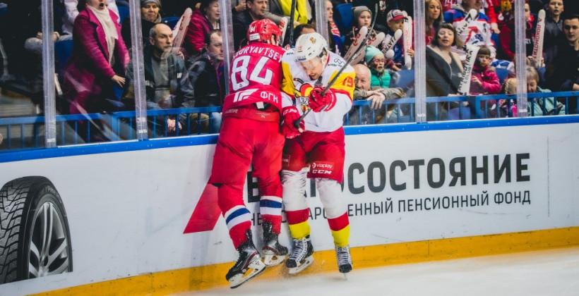 Йокерит опроверг информацию о снятии с плей-офф Кубка Гагарина