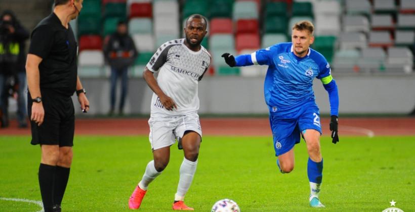 Спортивный директор Химок: «Договор между сторонами вступит в силу только после полного медицинского обследования Осучукву»