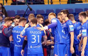 Мешков Брест одолел Вардар в заключительном матче группового этапа Лиги чемпионов