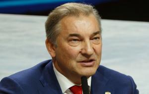 Третьяк: «Международная федерация хоккея рассматривает три варианта проведения чемпионата мира»