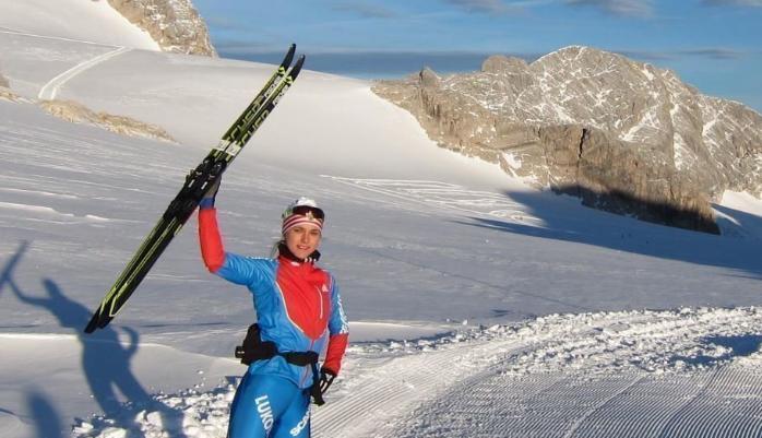 калинина лыжный спорт