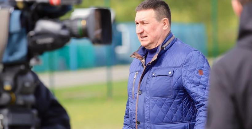 Владимир Базанов: «Гомельская область в состоянии, чтобы три клуба высшей лиги от области сыграли»